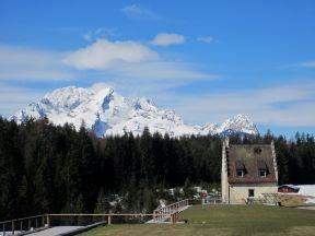 Das Kranzbach im April 2012