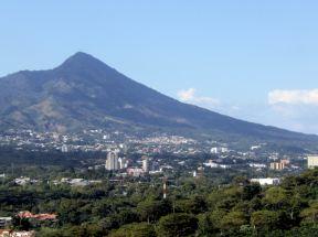 El Salvador das kleine Land in Mittelamerika