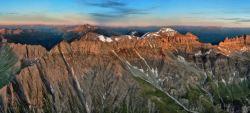 Sardona Welterbe-Weg in der Ostschweiz