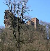 Reisebild einer Frühlingsreise durch die Pfalz und Hessen