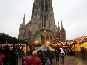 Ulmer Weihnachtsmarkt 2012